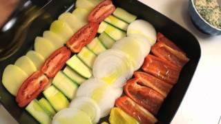 getlinkyoutube.com-Pieczone warzywa (verdure gratinate)