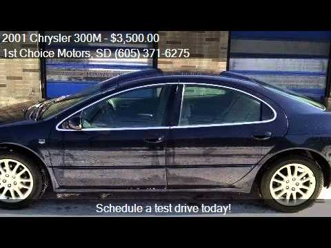 2001 Chrysler 300M for sale in Yankton, SD 57078 at the 1st