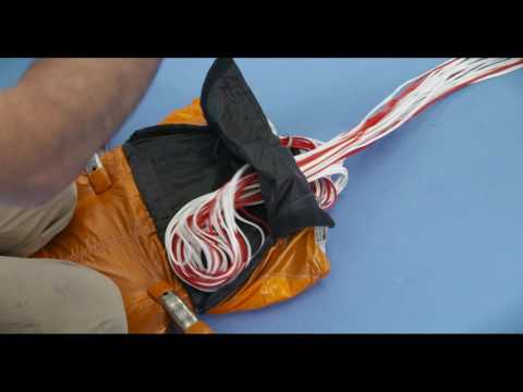 Apex BASE's Top-Load Tail Pocket design eliminates line dump