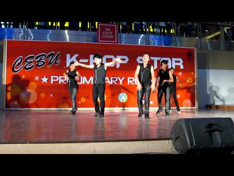 M2M-Mirotic Performance @Cebu Kpop Star Preliminary Round