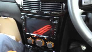 getlinkyoutube.com-Fitting car CD player on Vauxhall Astra Eonon head