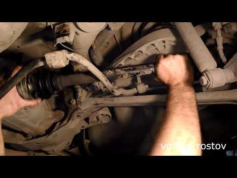 Замена привода BMW e46