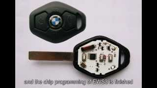 getlinkyoutube.com-BMW EWS3 Key Programming Instruction