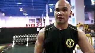 getlinkyoutube.com-UFC 171: Robbie Lawler Training Day Part 1
