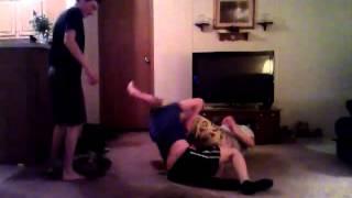 getlinkyoutube.com-EPic wrestling Match