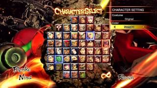 getlinkyoutube.com-Street Fighter x Tekken PC Character Mods (Batman, Harley Quinn, Samus, Bayonetta, Pn 03, Spawn)