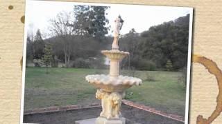 getlinkyoutube.com-fuentes y cascadas para jardines de campo