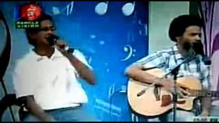 getlinkyoutube.com-Amar Pagla Ghorare -By- Asif Akbar [Banglavision Live-25.08.12]