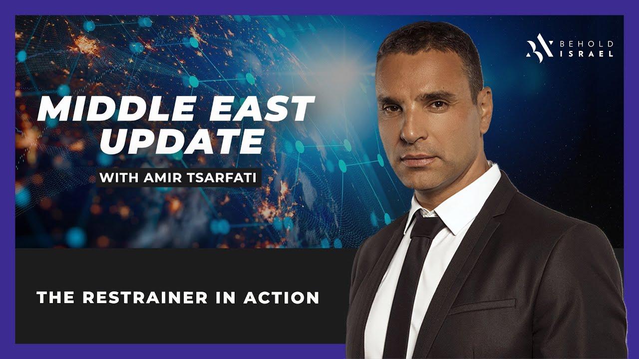 Behold Israel with Amir Tsarfati