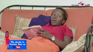 It's salary day bebi. Kansiime Anne. African comedy.