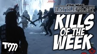 getlinkyoutube.com-Star Wars Battlefront - KILLS OF THE WEEK #38