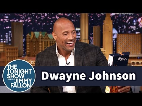 Dwayne Johnson Explains His Infamous '90s Throwback Instagram