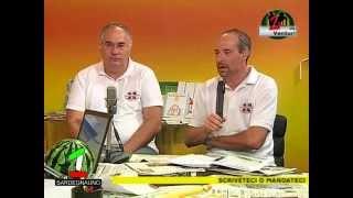 Luigi Pambira e Salvatore Palma, Presidente e Vicepresidente del Club Camperisti Sardi