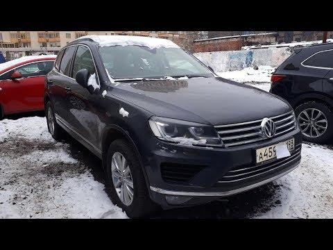 Volkswagen Touareg 2014. Как открыть дверь. Сел аккумулятор. Замена аккумулятора.