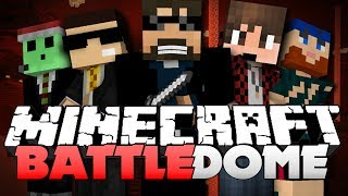 getlinkyoutube.com-Minecraft EPIC Battle Dome  - BEST KILL EVER (w/ Mitch, Lancey, and Friends)