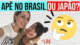 getlinkyoutube.com-APÊ NO BRASIL OU  NO JAPÃO | THAIS SEPARADA ? | ESTUDOS