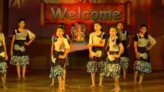 leke pehla pehla pyar choreography @ Miraacle Dance Academy