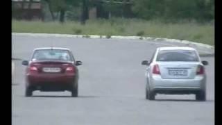 getlinkyoutube.com-Daewoo Nexia N150 1.6 vs Chevrolet Lacetti SX 1.8