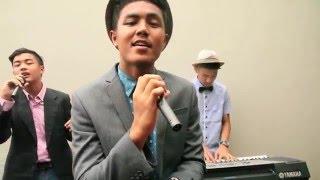 getlinkyoutube.com-Terlalu Lama Sendiri - Kunto Aji (Video Cover)