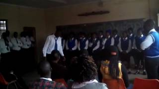 Nkgopoleng gospel choir