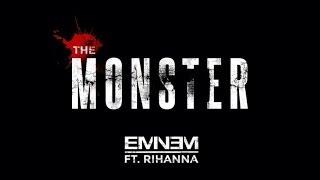 getlinkyoutube.com-Eminem ft. Rihanna - The Monster (Clean + Lyrics)