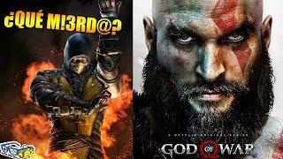 EXPLICADO: ¿God of War en Netflix? - Mortal Kombat: NUEVA PELÍCULA UN FIASCO | SQS