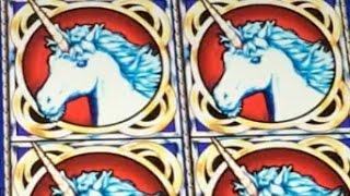 getlinkyoutube.com-*HIGH LIMIT* Enchanted Unicorn✦ LIVE PLAY ✦ Slot Machine Pokie at San Manuel and Las Vegas