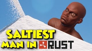 Raiding the SALTIEST MAN in Rust
