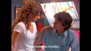 Floricienta: Και το όνομα αυτού Federico! (greek subs)
