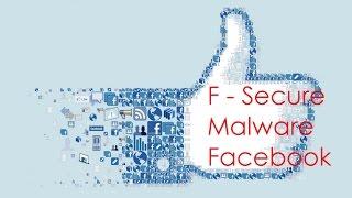 getlinkyoutube.com-Eliminar Virus y  Malware Facebook (F-Secure)