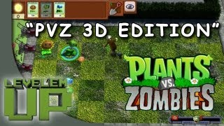 getlinkyoutube.com-Plants vs. Zombies 3d (Gamefootage)