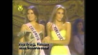 getlinkyoutube.com-Las 7 coronas de Miss Universo Venezolanas -  Incluyendo a Maria Gabriela Isler Miss Universo 2013