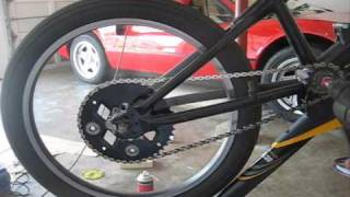 getlinkyoutube.com-Motorized Bicycle Project Part 2