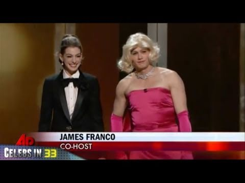Oscars 2011 / Anne Hathaway and James Franco Host