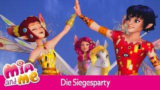 getlinkyoutube.com-Die Siegesparty - Mia and me