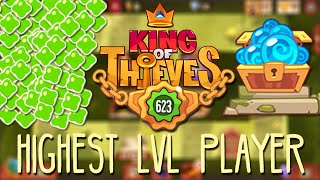 getlinkyoutube.com-King of Thieves: 2 Tips From The Highest Level Player to Gain Experience Faster