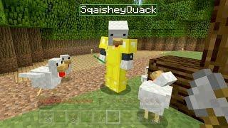 getlinkyoutube.com-Minecraft Xbox - Sky Den - Chickens In Love  (15)