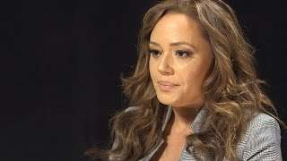 getlinkyoutube.com-Leah Remini says Tom Cruise is 'brainwashed' by Scientology