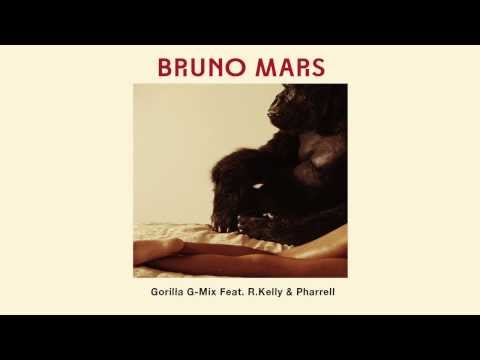 Bruno Mars Feat. R. Kelly & Pharrell - Gorilla G-mix [au