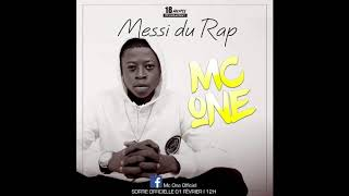 MC One - MESSI DU RAP (Audio) width=