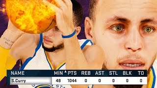 getlinkyoutube.com-NBA 2k15 Gameplay - How to Score 1000 POINTS! With Any Player - 1000 Point Challenge