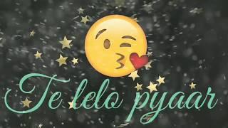 Lelo pesa lelo pyar || yaar mod do || whatsapp status video
