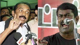 Seeman vs vaiko - Vaiko against Tamilians