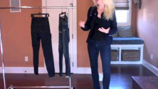 getlinkyoutube.com-How To Wear Ankle Boots With Skinny Jeans