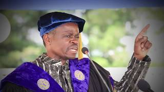 Prof. PLO Lumumba  Address to the 35th Graduation Ceremony at UEAB width=