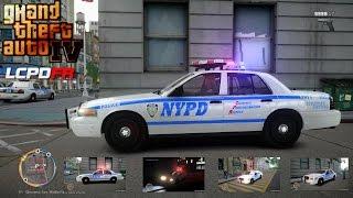 getlinkyoutube.com-GRAND THEFT AUTO IV - LCPDFR - EPiSODE 37 - (NYPD HIGHWAY PATROL) UNTIL SAPDFR/ LSPDFR