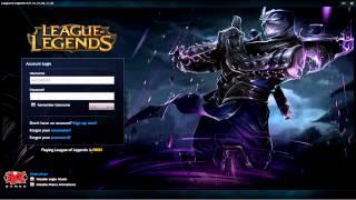 getlinkyoutube.com-Shen - Custom Login Screen League of Legends