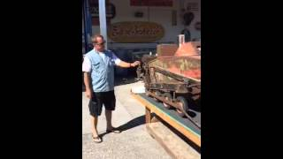 getlinkyoutube.com-Ricks Restorations bought a tank!