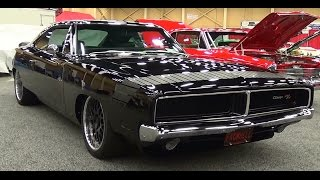 getlinkyoutube.com-1969 Charger R/T Street Machine Pigeon Forge Rod Run 2014