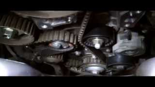getlinkyoutube.com-FORD FOCUS,CITERON  1.6HDI TIMING BELT REMOVAL REPLACMENT PART1